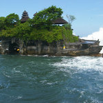 Tanah lot at morning