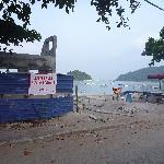 Teluk Nipah Beach