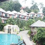 Bungalows travellers stay