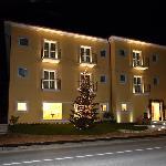Facciata Hotel Corsignano