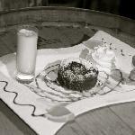 Moelleux chocolat coeur glacé