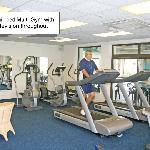 Patrington Haven Holiday Caravan Park East Yorkshire Fitness suite & gym