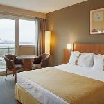 Chambre single Holiday Inn Calais