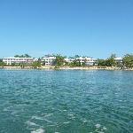 Hotel vue sur l'eau
