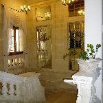 Palazzo Capua stairs