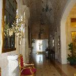 Palazzo Capua corridor