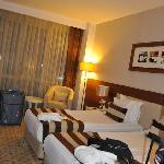 Photo de Baia Hotel Bursa
