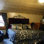 Inside the Cabin Forest Home Cabins Ruidoso