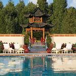 Serenity Pool near Los Angeles