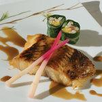 Miso black cod, a signature dish