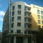 facade/front entrance