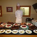 Merveilleux GE et desserts