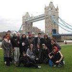 Tower Bridge with Katreya