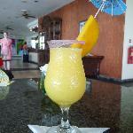Cool Mango Daiquiri
