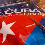 Close-Up of Cuba Libre Car