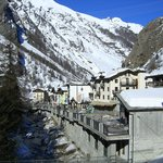 La Thuile village