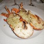 Yummy Lobster at La Arcada