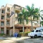 Front View Of Hotel Baboo soorya
