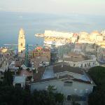 il panorama del Golfo di Gaeta dal Castello