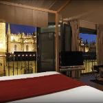 Junior Suite con Vistas - EME catedral hotel