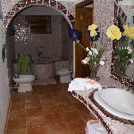 l'altro bagno di villa aranci