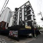 Hotel buildings