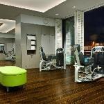 Fitness area at The Ritz-Carlton, Wolfsburg