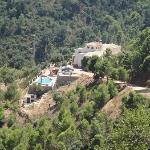 Vista de Cortijo Valavero - Peseo en el alrededor