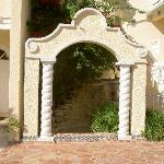 Walkway Arch
