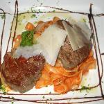 Gourmet restaurant Las Brisas Sunset