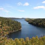 Hiking near Voyageur Canoe Outfitters