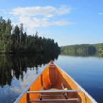 Canoe Tripping out of Voyageur Canoe Outfitters
