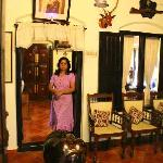 neema and her guest hall