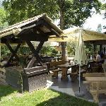 Summer terrasse
