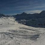Skigebiet Pischa