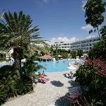 Avanti Hotel 2011 Pool Gardens