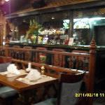 Baan-Thai Restaurantblick