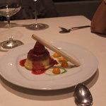 Tiramisu based dessert