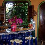 Terraza Suite Kitchen