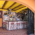Bar et réception