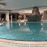 inside pool, outside coming soon