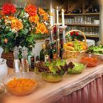 Unser reichhaltiges Salat Buffet