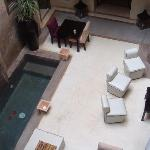 Inside Riad Dar One