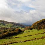 Nearby Welsh Countryside