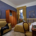 Hotel Golden Rome Family Room