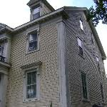 Front/side of WH Davies House