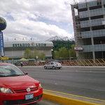 Estadio Nou Camp. León, Guanajuato. México