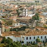 Die Altstadt von Funchal zeigt in der Baukunst den Einfluss der Mauren