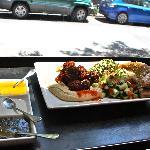i fantastici falafel del Taim