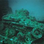 Sunken Tank